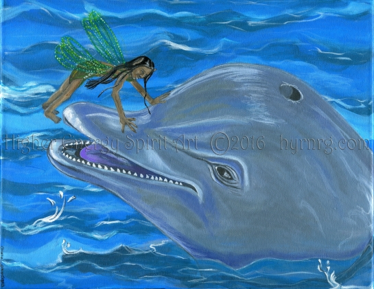 Dolpy the Dolphin