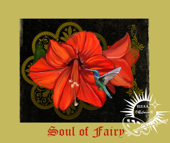 Soul of Fairy Hummingbird