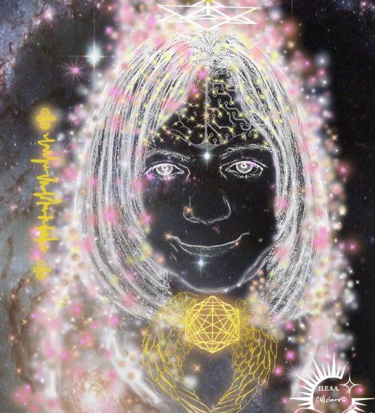 Living Light Spirit Activation Portraits