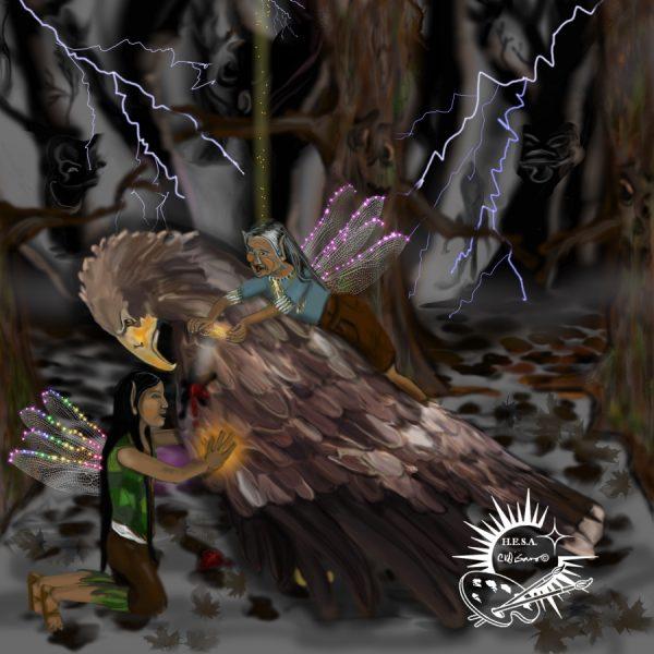 Eagle's Healing