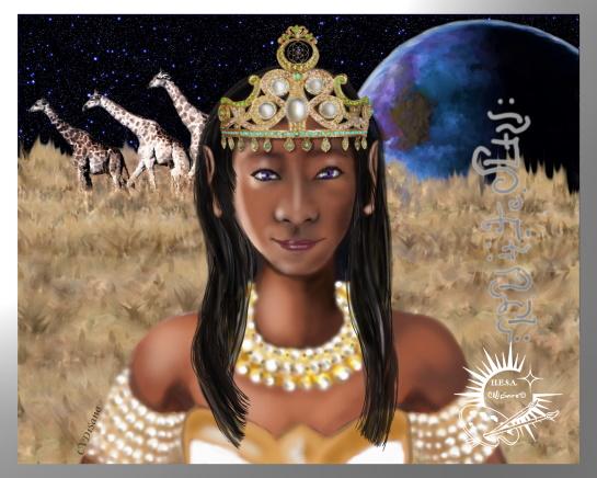 Ava the Elemental Avatar
